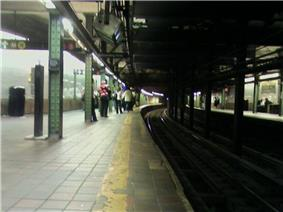 Borough Hall Subway Station (IRT)