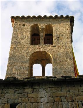 Belfry of Sant Sadurní de Rotgers