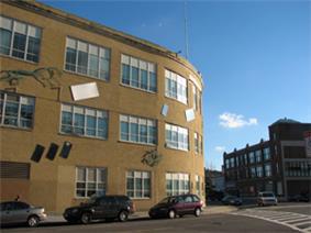 Boston Arts Academy building