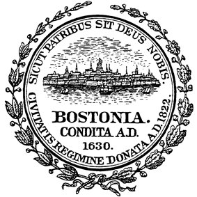 Seal of Boston