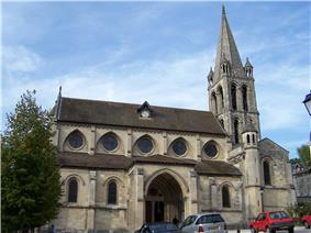 12th-century Notre-Dame Church