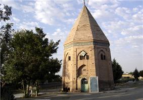 The tomb of Sultan Mutahhar