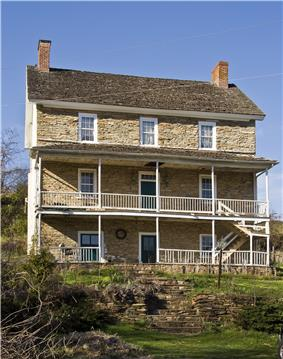 Bowlus Mill House