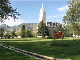 Box Elder Tabernacle of The Church of Jesus Christ of Latter-day Saints