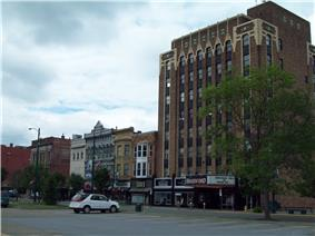 Bradford Downtown Historic District