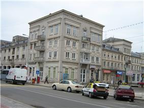 Braila - Mihai Eminescu street (1).jpg
