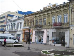 Braila - Mihai Eminescu street (2).jpg