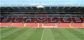 Sheffield United's stadium, Bramall Lane
