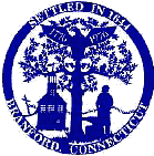 Official seal of Branford, Connecticut