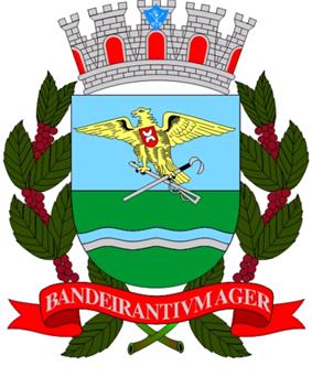 Official seal of Ribeirão Preto, São Paulo