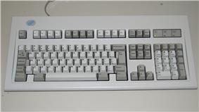 104-key Windows keyboard