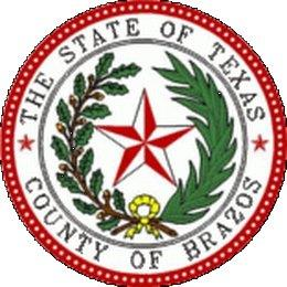 Seal of Brazos County, Texas