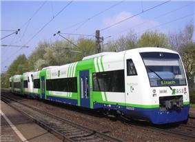 Breisgau S-Bahn.