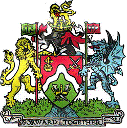 Coat of arms of London Borough of Brent