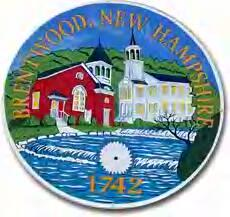 Official seal of Brentwood, New Hampshire