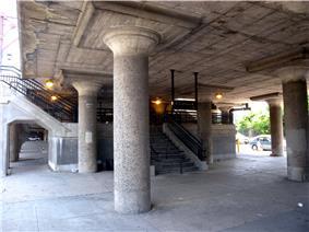 Brick Church Station