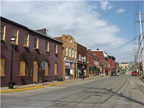 Bridgewater Historic District