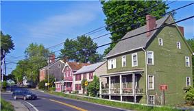 Bridge Street Historic District