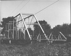 Bridge in Cumberland Township