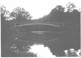 Bridge in Franklin Township