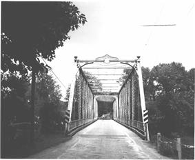 Bridge in French Creek Township