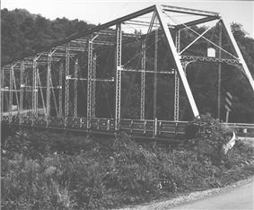 Bridge in Greenwood Township