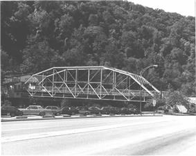 Bridge in Johnstown City