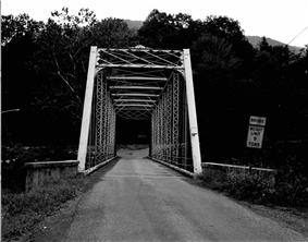 Bridge in Lewis Township