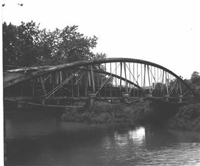 Bridge in Lynn Township