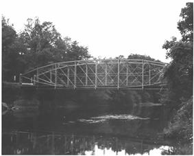 Bridge in Nicholson Township