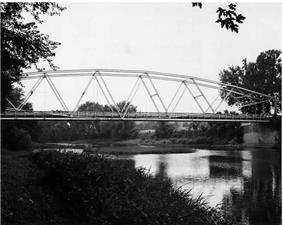 Bridge in Porter Township