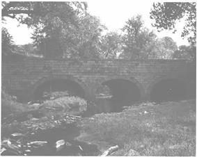 Bridge in Reed Township
