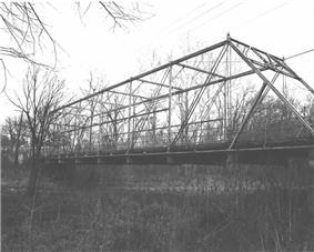 Bridge in Upper Fredrick Township