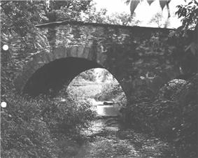 Bridge in Williams Township