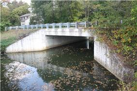 Bridge in Yardley Township