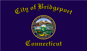 Flag of Bridgeport