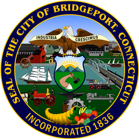 Official seal of Bridgeport