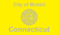 Flag of Bristol, Connecticut