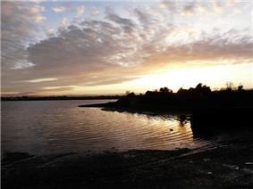 Broadmeadow estuary sunset.jpg