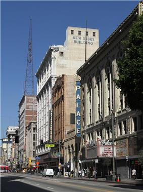 Broadway Theater and Commercial District