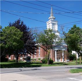 First Presbyterian Church (Brockport)