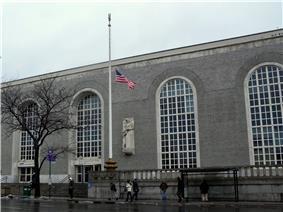 Bronx Central Annex-U.S. Post Office