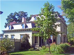 Harmon Miller House