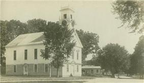 Brookline Community Church (built 1838)