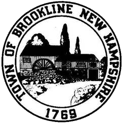 Official seal of Brookline, New Hampshire