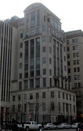 Fell Hall at Brooklyn Law School