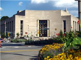 Brooklyn Public Library-Central Building
