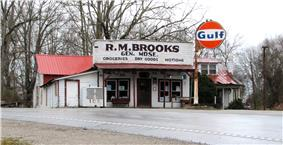 R.M. Brooks General Store and Residence