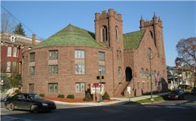 Brookville Presbyterian Church and Manse