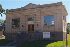 Browns Valley Carnegie Public Library